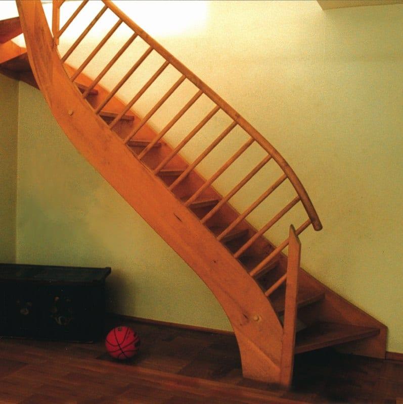 Extravagante Treppe