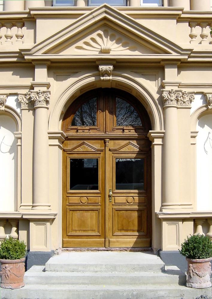 Portal Eiche