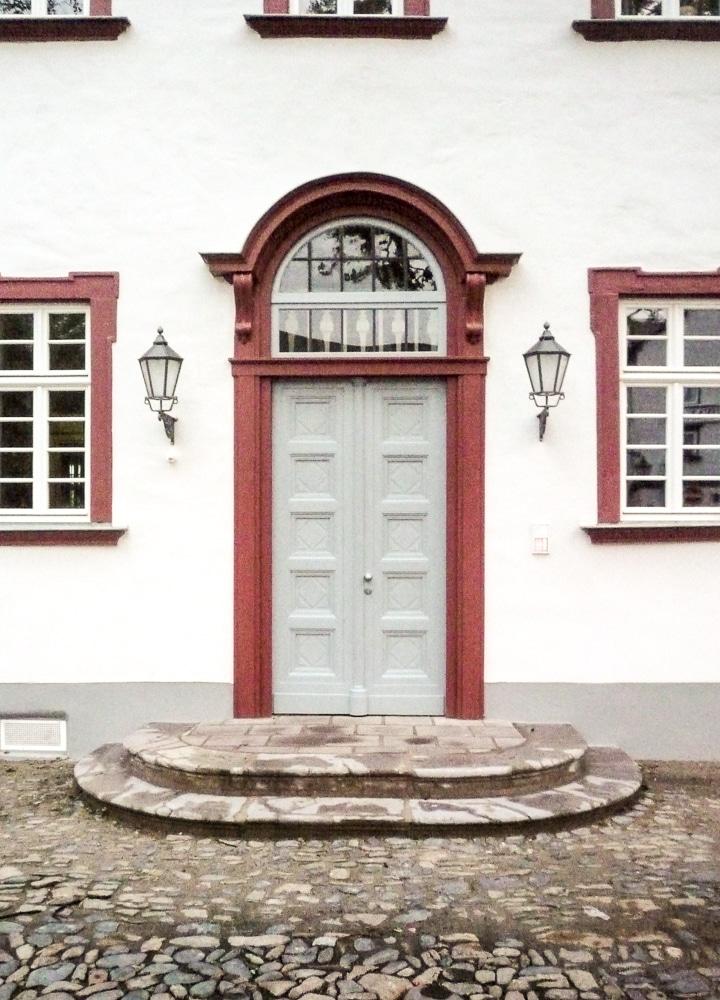Hisrorische Tür (Restauration)