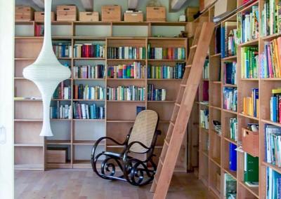 Bibliothek Buche