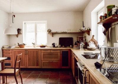 Küche Buche