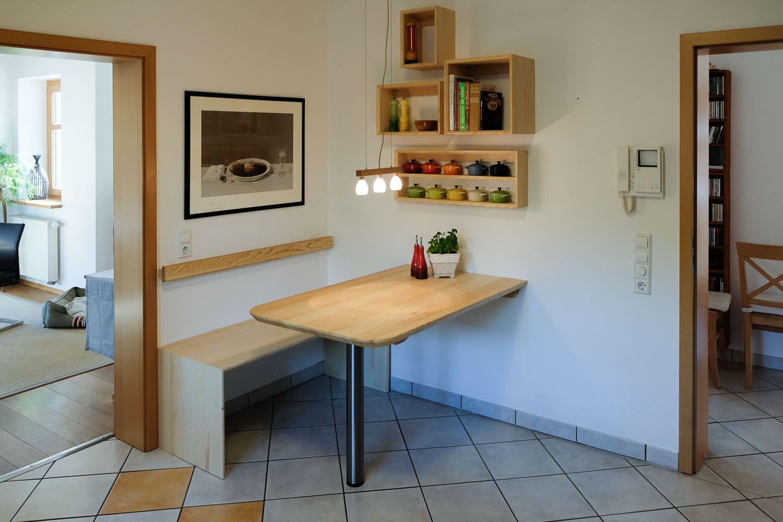 Schreinerei astrein | Massivholz-Möbel und -Küchen in Gießen